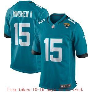 Jacksonville Jaguars Gardner Minshew II Jersey